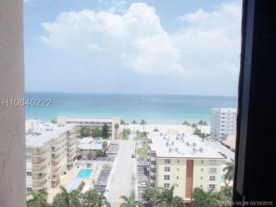 Hollywood Condo/Townhouse For Sale: 1500 S Ocean Dr #10-I