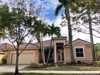 Weston Single Family Home For Sale: 1431 Blue Jay