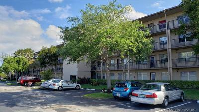 Pembroke Pines Condo/Townhouse For Sale: 551 SW 135th Ave #108B