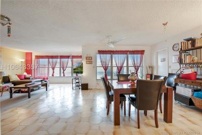 Fort Lauderdale Condo/Townhouse For Sale: 3900 Galt Ocean Dr #1712A