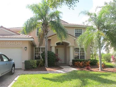 Miramar Single Family Home For Sale: 5356 SW 150th Ter
