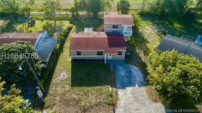 Fort Lauderdale Single Family Home For Sale: 1237 NW 24th Ave