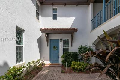 Miramar Condo/Townhouse For Sale: 2646 SW 118th Way