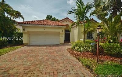 Cooper City Single Family Home Active Under Contract: 4082 Trenton