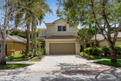 Weston Single Family Home Active Under Contract: 1162 Golden Cane Dr