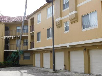 Plantation Condo/Townhouse Active Under Contract: 741 N Pine Island Rd #307