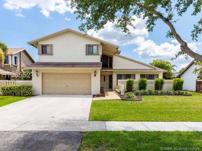 Cooper City Single Family Home Active Under Contract: 8760 SW 57th St