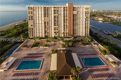 Hollywood Condo/Townhouse For Sale: 1201 S Ocean Dr. #2305 N.