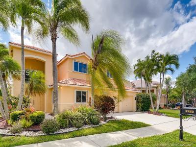 Weston Single Family Home For Sale: 1252 Camellia Cir