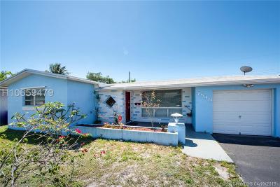 Miramar Single Family Home For Sale: 7840 Biltmore Blvd