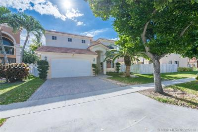 Miramar Single Family Home Active Under Contract: 5401 SW 130th Ter