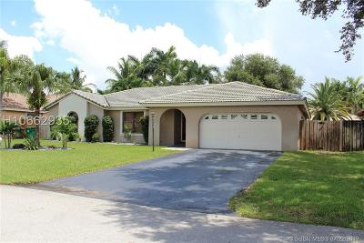 Davie Single Family Home For Sale: 15911 N Sedgewyck Cir N