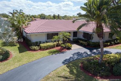Plantation Single Family Home For Sale: 9420 Sea Turtle Mnr