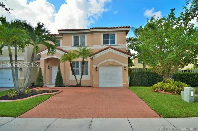 Miramar Condo/Townhouse Active Under Contract: 17032 SW 39th St