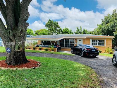 Miramar Single Family Home For Sale: 7301 Ramona St