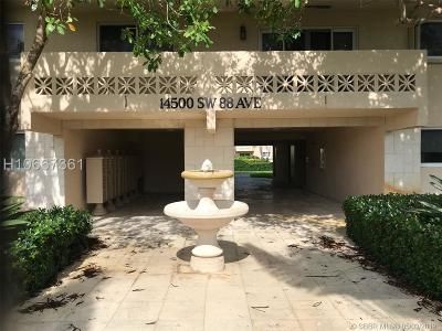 Rental For Rent: 14500 SW 88th Ave #208