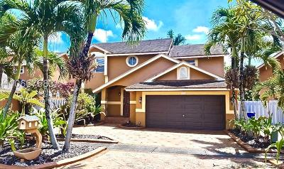 Pembroke Pines Single Family Home For Sale: 971 SW 98th Ave