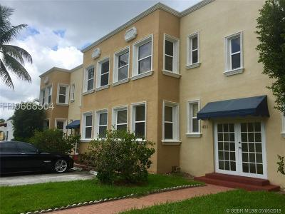 Fort Lauderdale Condo/Townhouse For Sale: 403 NE 16th Ave #8