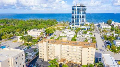Fort Lauderdale Single Family Home For Sale: 711 N Birch Rd #404