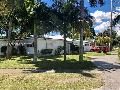 Fort Lauderdale Single Family Home For Sale: 2600 SW 9th Ave