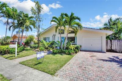 Dania Beach Single Family Home For Sale: 310 SE 3rd St