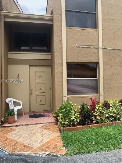 Miramar Condo/Townhouse For Sale: 8448 W Missionwood Dr #B#36