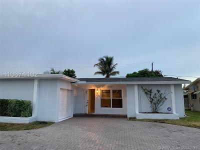 Sunrise Single Family Home For Sale: 9101 NW 24th Pl