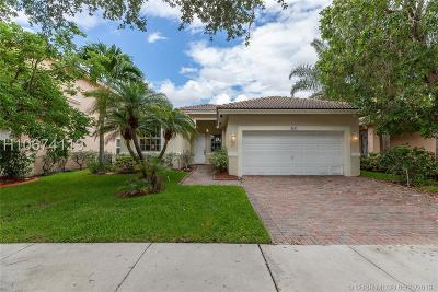 Miramar Single Family Home For Sale: 3037 SW 138 Ave