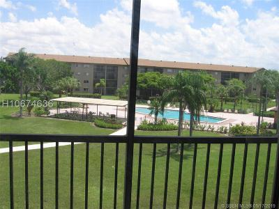 Pembroke Pines Condo/Townhouse For Sale: 12750 SW 15th Street #303 D