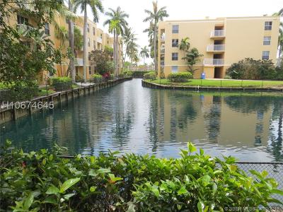 Dania Beach Condo/Townhouse For Sale: 1341 SE 3rd Ave #106