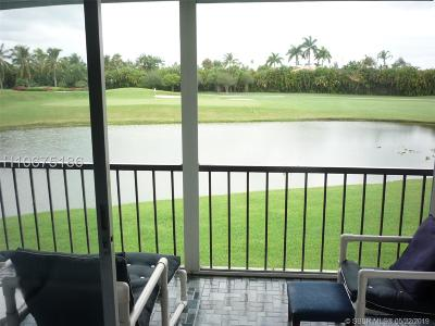 Pembroke Pines Condo/Townhouse For Sale: 9611 N Hollybrook Lake Dr #209