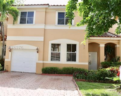 Miramar Condo/Townhouse Active Under Contract: 3833 SW 170th Ave