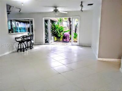 Fort Lauderdale Single Family Home For Sale: 1448 SW 16th Ter