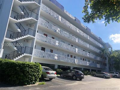 Plantation Condo/Townhouse For Sale: 7501 NW 16th St #3411