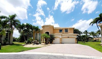 Miramar Single Family Home For Sale: 13099 SW 21st St