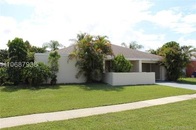 Cooper City Single Family Home Active Under Contract