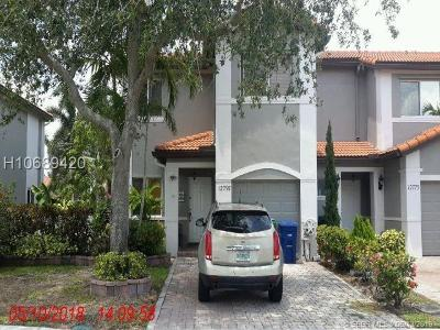 Miramar Condo/Townhouse Active Under Contract