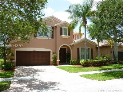 Weston Single Family Home For Sale: 19168 Crystal St