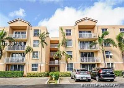 Dania Beach Condo/Townhouse For Sale: 529 E Sheridan St #1011