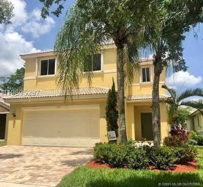 Weston Single Family Home For Sale: 4319 NW Greenbriar Ln