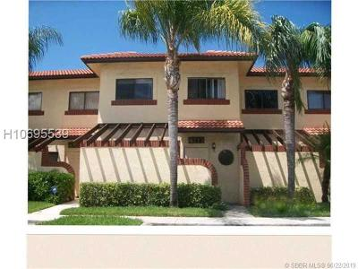 Sunrise Condo/Townhouse For Sale: 4771 NW 90th Ave #4771