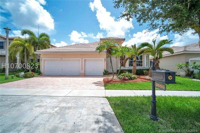 Miramar Single Family Home For Sale: 3555 SW 173rd Way