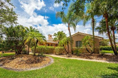 Davie Single Family Home For Sale: 13270 SW 29th Ct