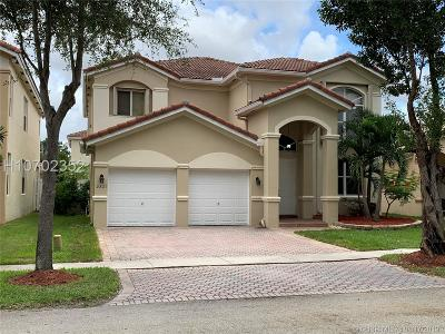 Miramar Single Family Home Active Under Contract: 2321 SW 126th Ave