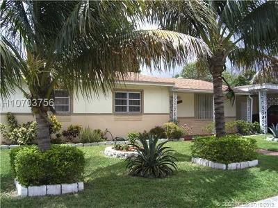 Miami Gardens Single Family Home Active Under Contract: 2950 NW 206 Street
