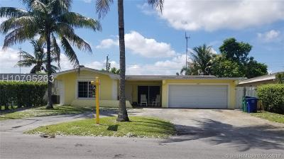 Miramar Single Family Home For Sale: 6724 SW 34th Ct