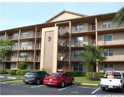 Pembroke Pines Condo/Townhouse For Sale: 901 SW 128th Av #307E