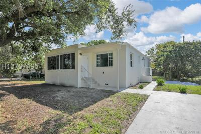 Miami Gardens Single Family Home For Sale: 16225 NW 40th Ct