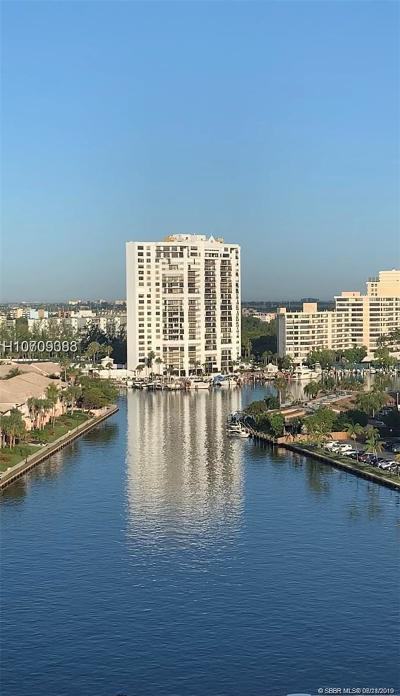 Hollywood Condo/Townhouse For Sale: 3800 S Ocean Dr #1225