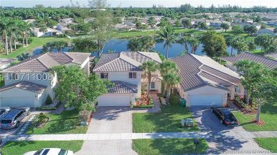 Miramar Single Family Home Active Under Contract: 13365 SW 44th St